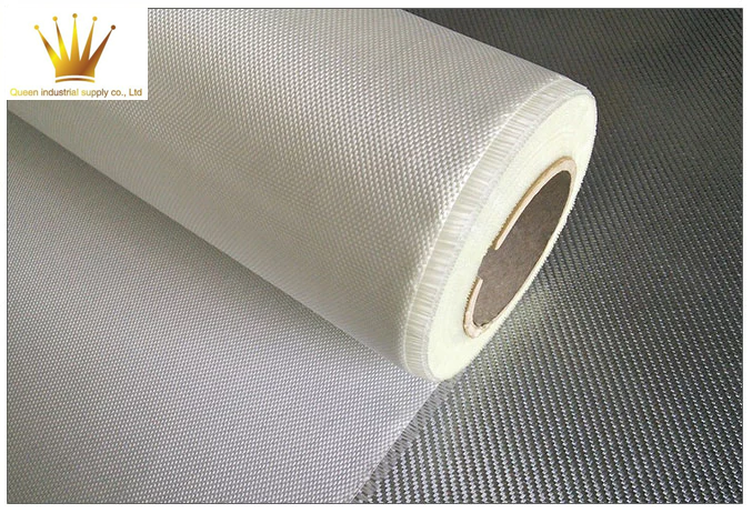 Silica Glass Fiber Cloth For High Temperature Resistant